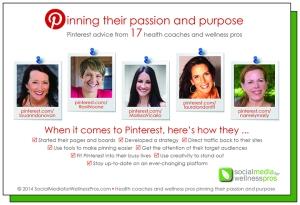 Melanie Deardorff's Pinterest ebook for health and wellness pros